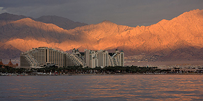 The Red Sea and Eilat hotels