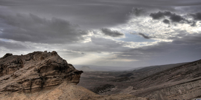 Tours to the Negev desert: Zin Valley