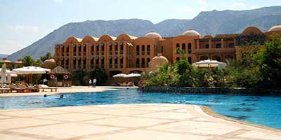 selection of hotels in Taba and Sinai