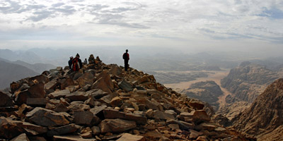 Hiking tours in Jordan