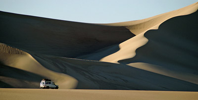 Jeep tours to the Great Sand Sea