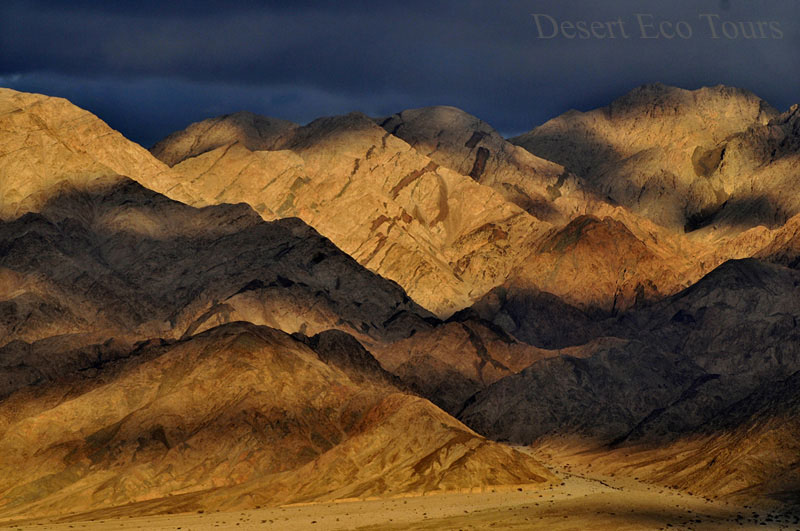 The Edom Mts.- Eilat jeep tour- Negev desert