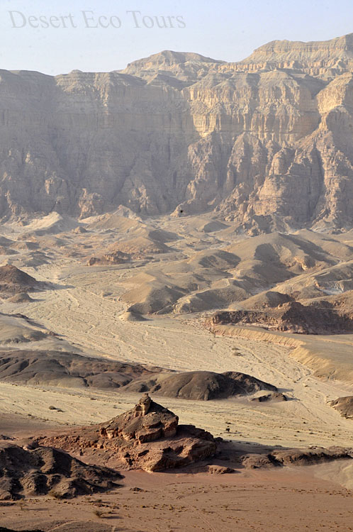 The Timna Valley