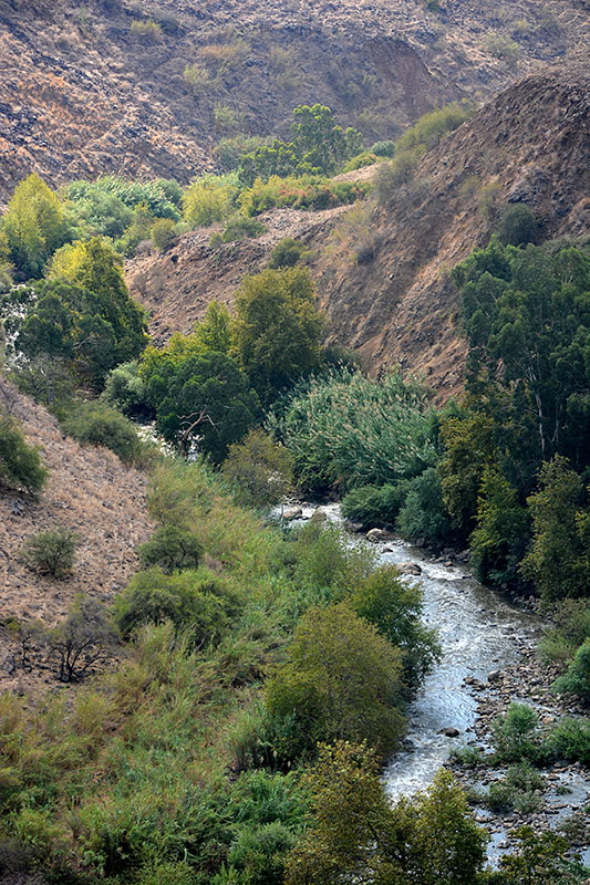 Israel Egypt tour: Jordan River