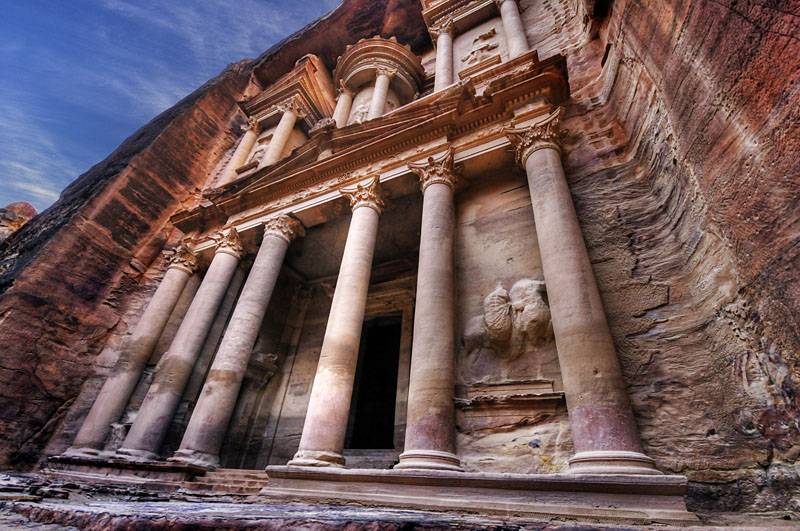 Petra and Wadi Rum tour from Eilat
