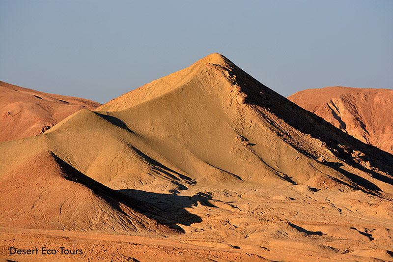 Tours to the Ramon Crater