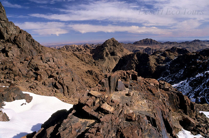 Mt. Sinai and St. Catherine's Monastery tour