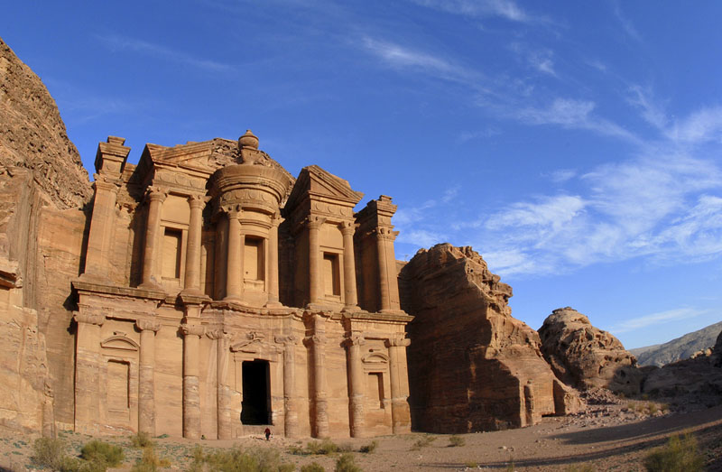 Tours to Jabel Adeir- the Monastery, Petra