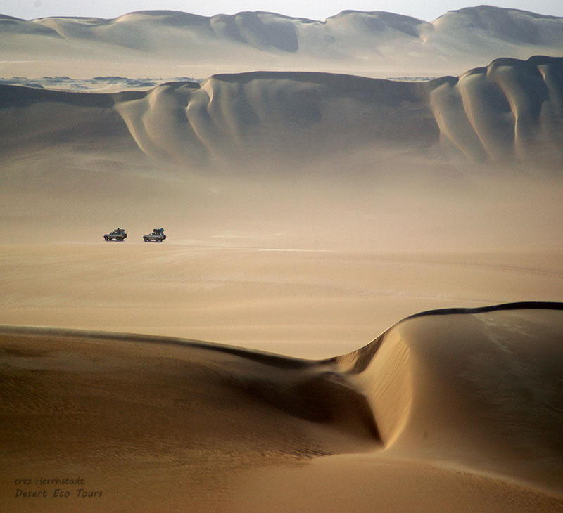 Jeep tours: Western desert of Egypt