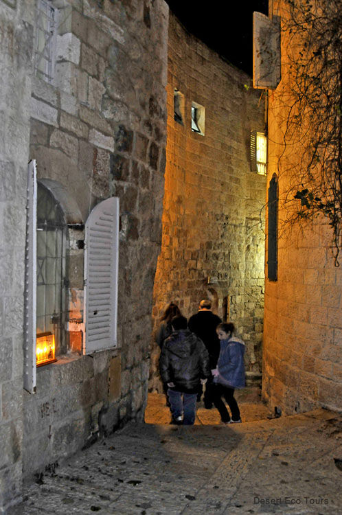The old city of Jerusalem- Tours in Israel