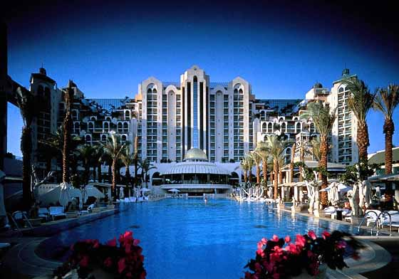 Herod's Palace Hotel 5* Eilat hotels