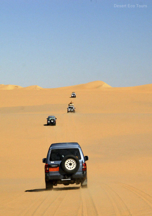 Expeditions to the Western Desert of Egypt