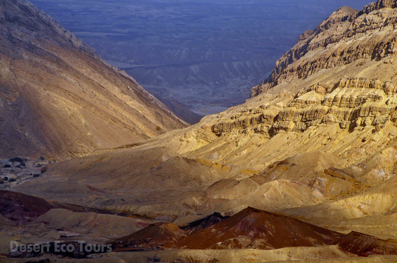 The Small Crater- Mitzpe Ramon
