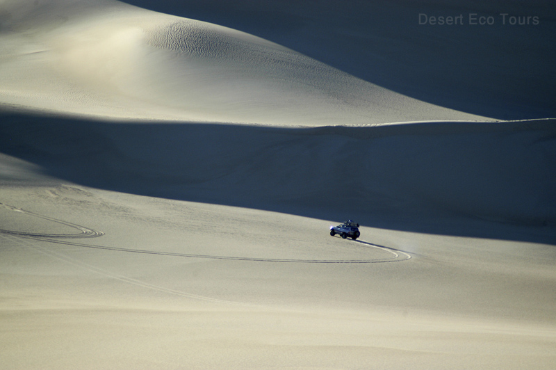 The Great Sea of Sand- Jeep tours in Egypt